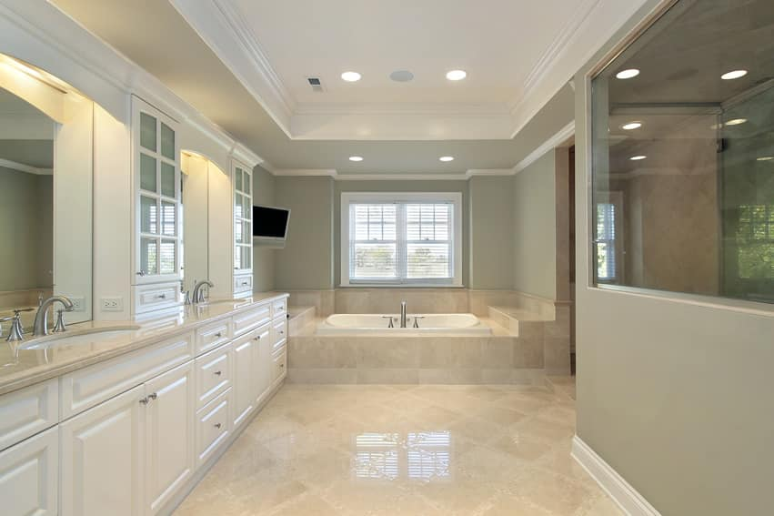 25 White Bathroom Ideas Design Pictures Designing Idea