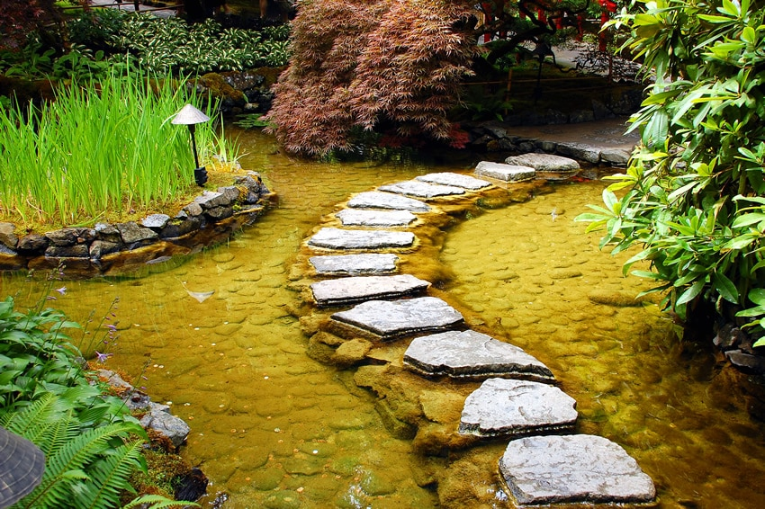 57 Garden Water Feature Designs Designing Idea