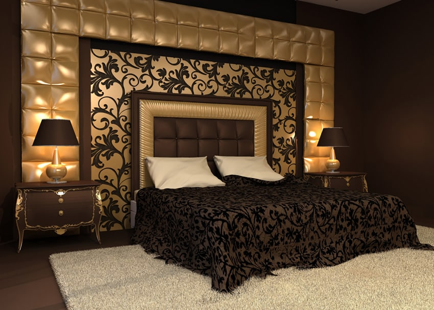 40 luxury master bedroom designs designing idea. Black Bedroom Furniture Sets. Home Design Ideas