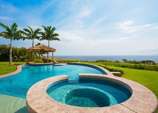 50 luxury swimming pool designs designing idea - Luxury above ground pools ...