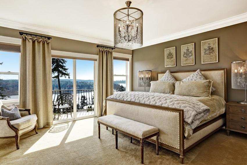 40 luxury master bedroom designs designing idea for Amazing master bedroom ideas