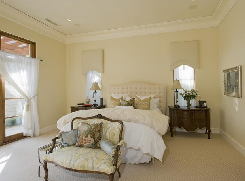 40 luxury master bedroom designs designing idea Master bedroom with yellow walls