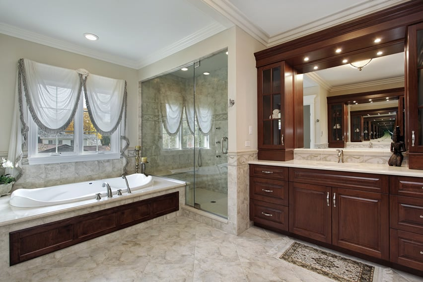 57 luxury custom bathroom designs tile ideas designing idea