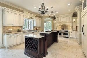 Luxury Kitchen Ideas (Counters, Backsplash & Cabinets)