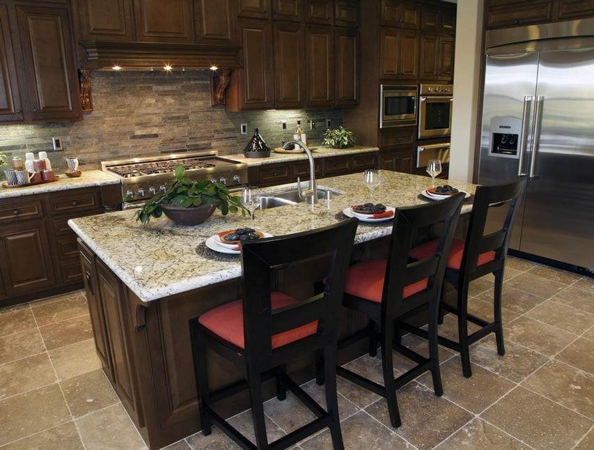 77 custom kitchen island ideas beautiful designs Eat in kitchen island