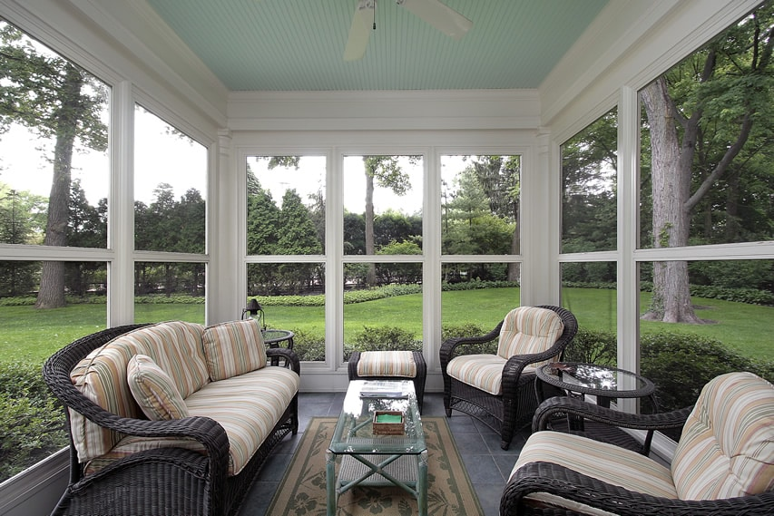 30 sunroom ideas beautiful designs decorating pictures for Sunroom plans free