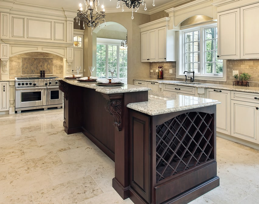 Kitchens modern with islands and kitchen design custom for Custom kitchen islands