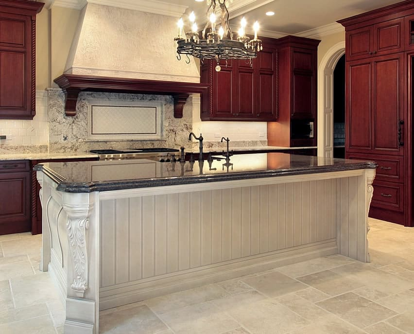 77 custom kitchen island ideas beautiful designs for Unique kitchen island designs