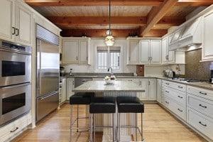 25 U Shaped Kitchen Designs (Pictures)