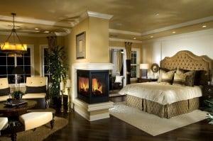 50 Luxury Designer Bedrooms (Pictures)