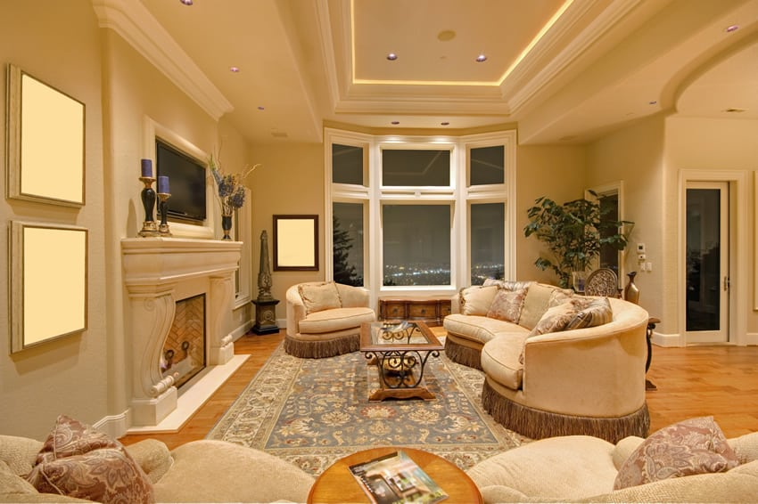 50 Elegant Living Rooms Beautiful Decorating Designs
