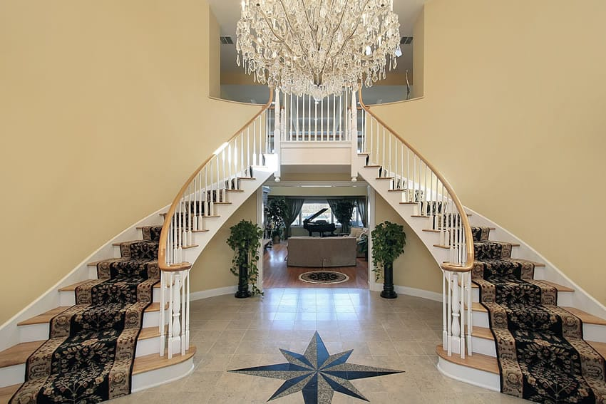 27 Gorgeous Foyer Designs amp Decorating Ideas Designing Idea