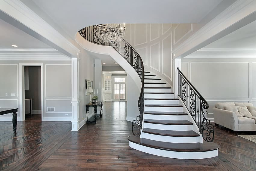 27 gorgeous foyer designs decorating ideas designing idea for House plans with foyer entrance