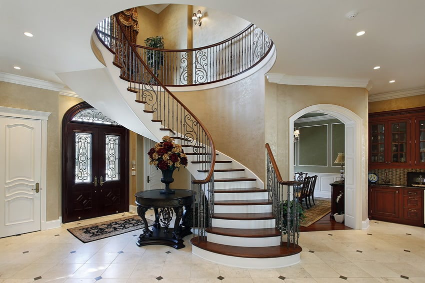 Foyer Ideas Home Decorating : Gorgeous foyer designs decorating ideas designing idea