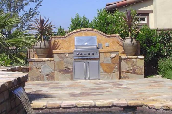30 Outdoor Kitchen Ideas Designs Picture Gallery Designing Idea