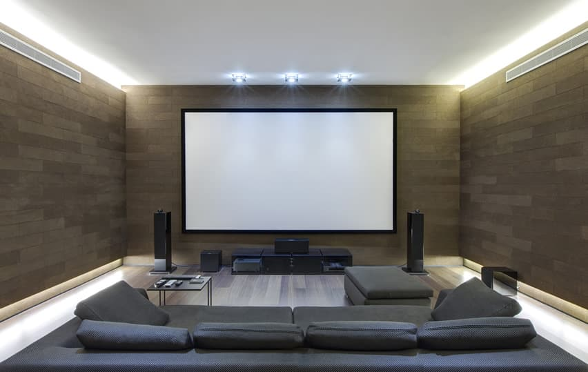 21 Incredible Home Theater Design Ideas amp Decor Pictures