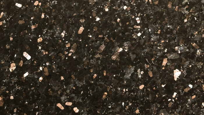 Black Galaxy Polished Granite