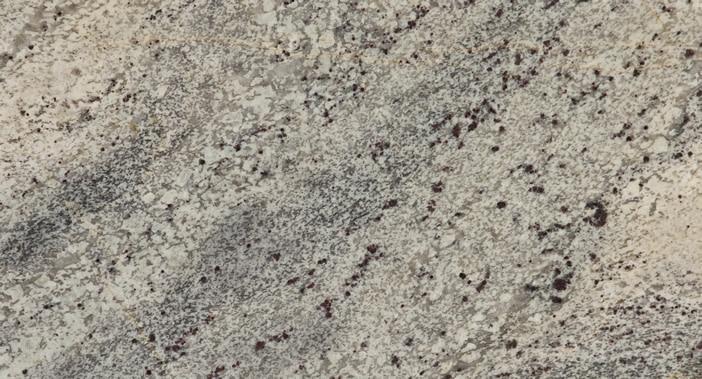Classic White Granite Slab