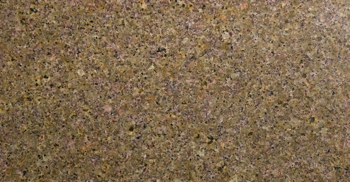 Sunrise Yellow Granite Slab