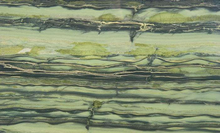 Verde Bamboo Granite Slab