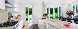 quartz-counter-galley-kitchen