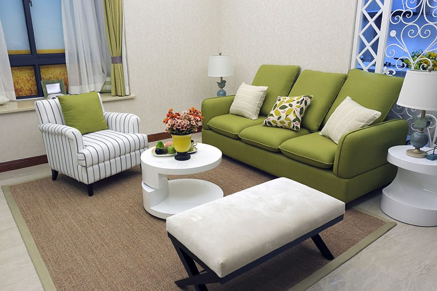 small living room ideas decorating tips to make a room feel bigger