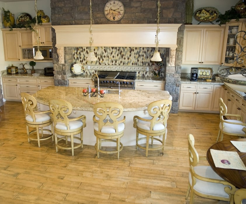 Beautiful country style kitchen