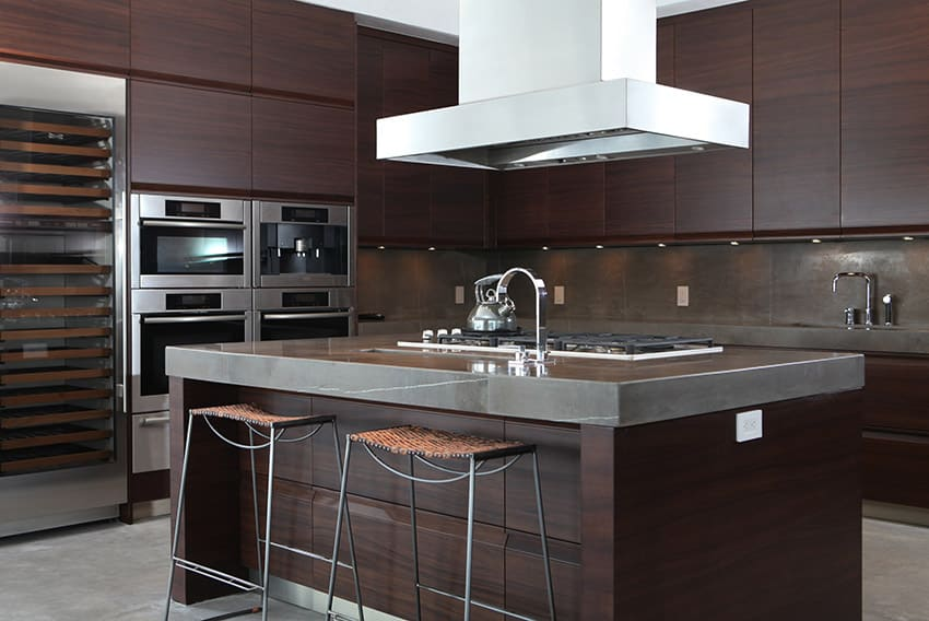 37 high end dark wood kitchens photos designing idea