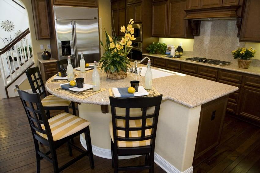 37 High End Dark Wood Kitchens Photos Designing Idea