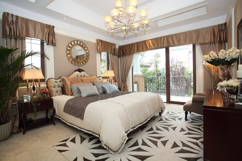 55 custom luxury master bedroom ideas pictures designing idea for Elegant master bedroom designs