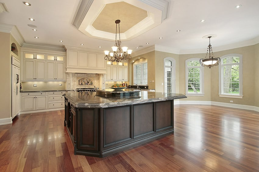 Million dollar kitchen design