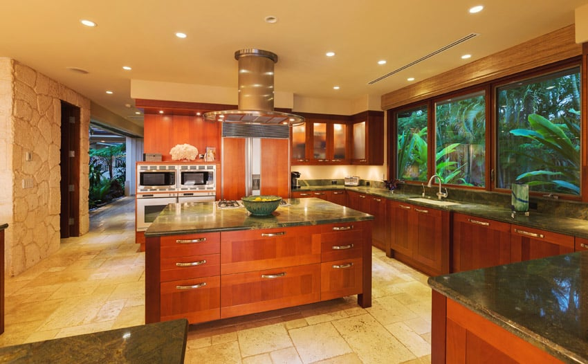 Tropical Kitchen Tropical Gray Kitchen Design Ideas U Pictures