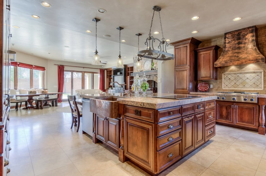 57 Luxury Kitchen Island Designs (Pictures)  Designing Idea