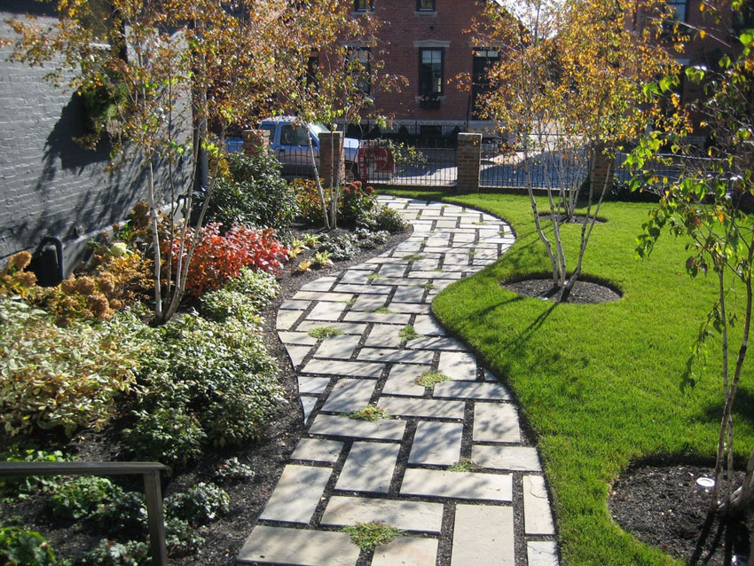 75 Walkway Ideas Designs Brick Paver Flagstone