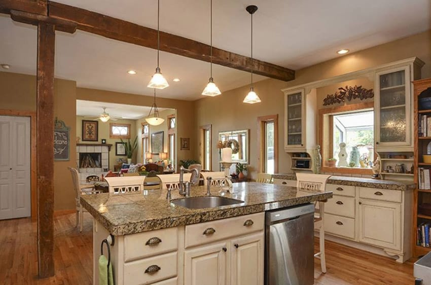 47 Beautiful Country Kitchen Designs Pictures
