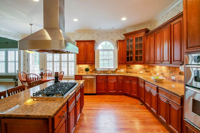 28 Brick Backsplash Kitchens Pinterest Bricks 47 Brick Kitchen Design Ideas Tile