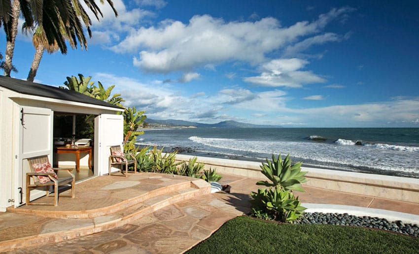 Oceanview guest house