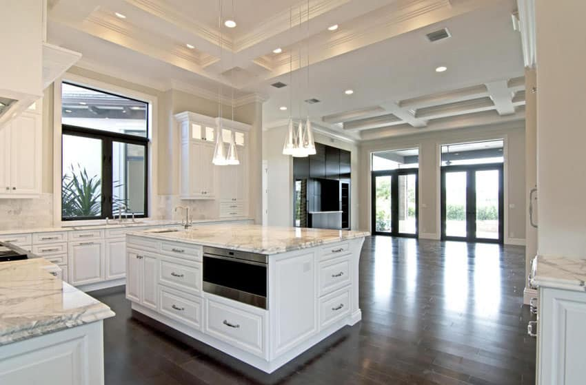27 Open Concept Kitchens Pictures Of Designs Layouts Designing Idea