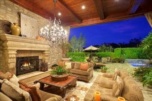 Luxury Tuscan Style House (Interior & Exterior Pictures)