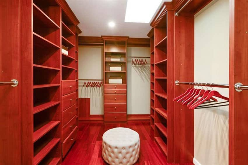 30 beautiful walk in closet designs designing idea - Walk in closet ideas ...