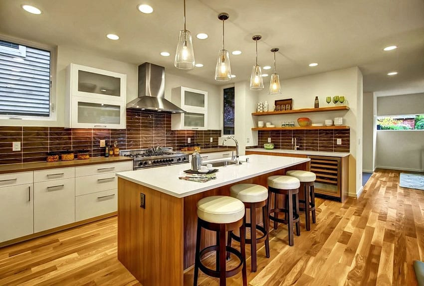Hardwood Floors In The Kitchen Pros And Cons Designing Idea