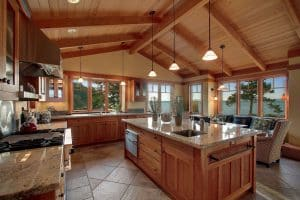 35 Craftsman Kitchens with Beautiful Cabinets