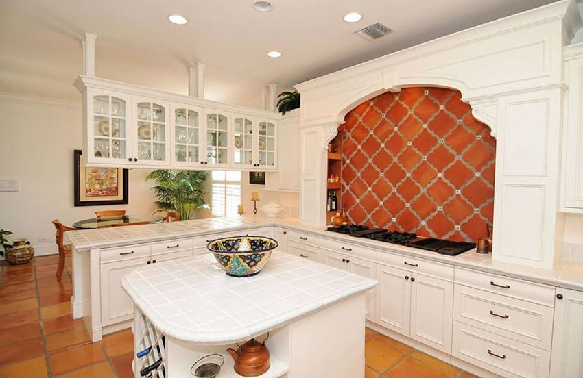 23 beautiful spanish style kitchens design ideas for Kitchen units spain