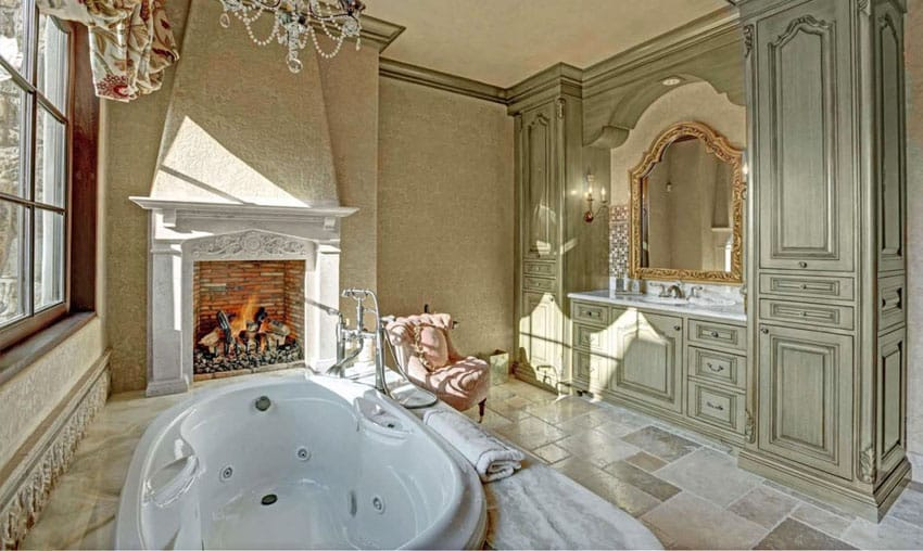 65 luxury bathtubs beautiful pictures designing idea for Elegant master bathroom ideas