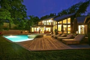 45 Backyard Deck Ideas (Beautiful Pictures of Designs)