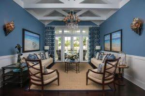 26 Blue Living Room Ideas (Interior Design Pictures)