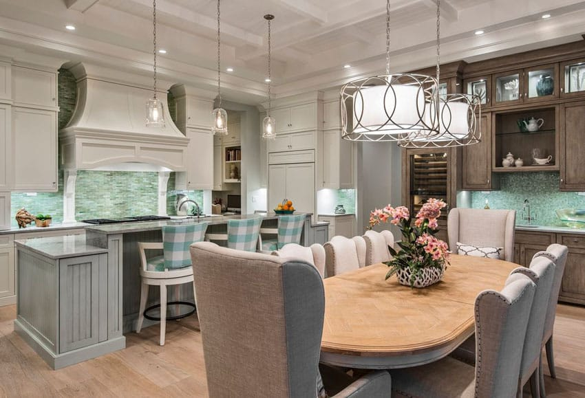 37 Gorgeous Kitchen Islands With Breakfast Bars (Pictures ...
