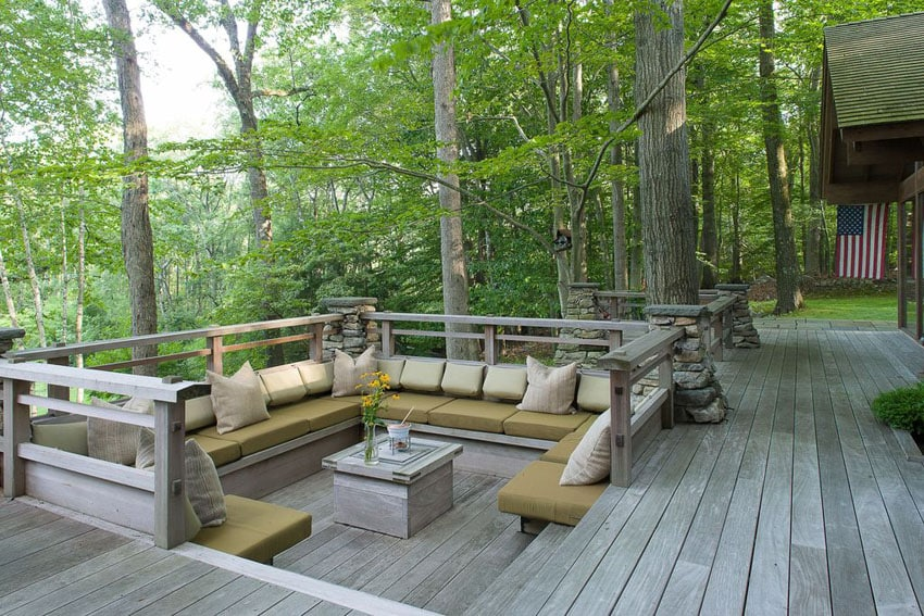 45 Backyard Deck Ideas Beautiful Pictures Of Designs
