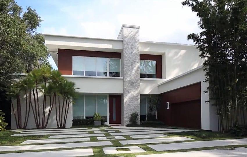Custom modern home by phil kean designs designing idea for 2 storey modern house design