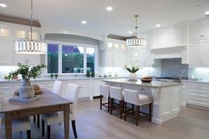 30 Beautiful White Kitchens (Design Ideas)